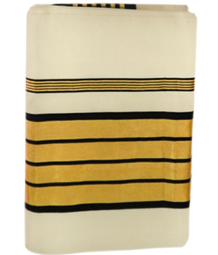 Cotton Balaramapuram Kasavu Handloom Saree