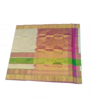 Pure Silk Kanchipuram Handloom Saree