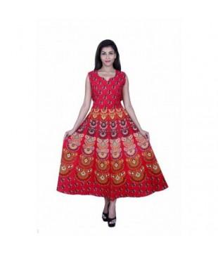 Cotton Printed Jaipuri Kurta