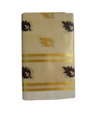 Cotton Jacquard Designed Devangapuram Handloom Saree