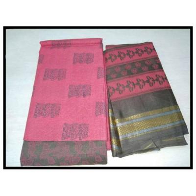 MC Trendz Rose Cotton Printed Un-Stitched Dress Material