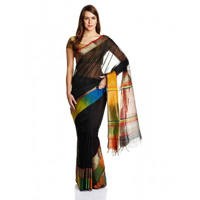 cf1174d96c Buy Traditional Indian Handloom Silk and Cotton Sarees Online-Ikkat ...
