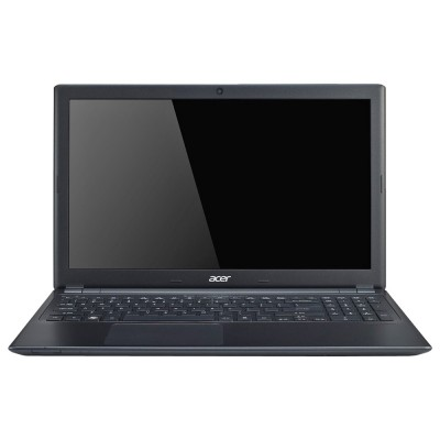 """Acer Aspire E5-573-37ST 8 GB DDR3L/1 TB HDD/Linux/15.6""""/Integrated Graphic Card Grey Intel Core i3 Laptop"""