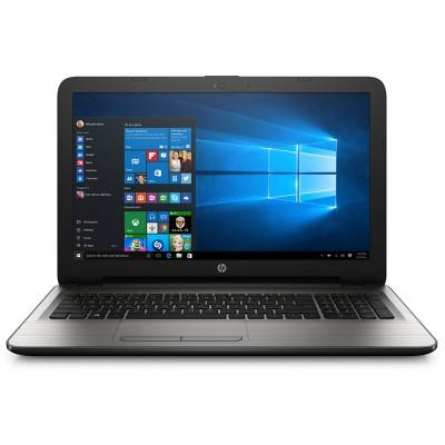 "HP Notebook - 15-ac120tx 4 GB DDR3L/1 TB HDD/DOS/15.6""/2 GB Graphics Card Turbo Silver Intel Core i3 Laptop"