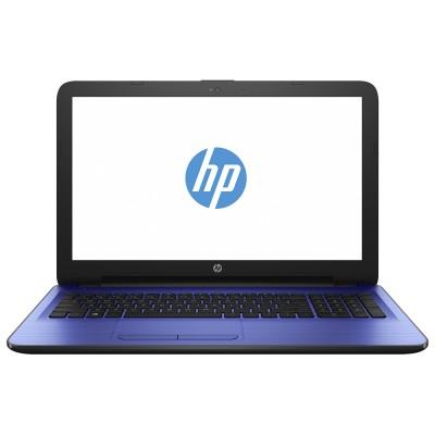 "HP Notebook - 15-ac121tu 4 GB DDR3L/1 TB HDD/Windows10/15.6""/Integrated Graphics Card Nobel Blue Intel Core i3 Laptop"