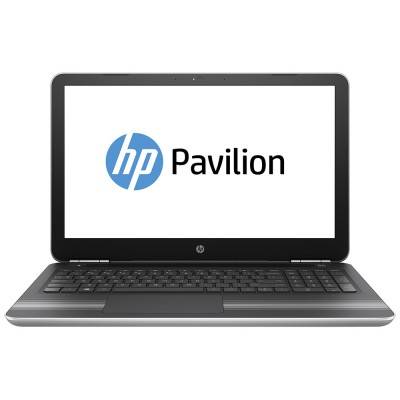"""HP Pavilion Notebook - 15-ab549tx 8 GB DDR3L/1 TB HDD/Windows10/15.6""""/4 GB Graphic Memory Natural Silver Intel Core i7 Laptop"""