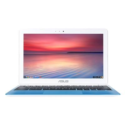"Asus Chromebook C201 2 GB LPDDR3/16 GB eMMC/Chrome OS/11.6""/Integrated Graphic Card Pearl White Rockchip Quad-core RK3288C Laptop"
