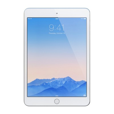 Apple iPad Mini 3 Silver 16 GB, WiFi + 4G (No Voice Call) Tablet