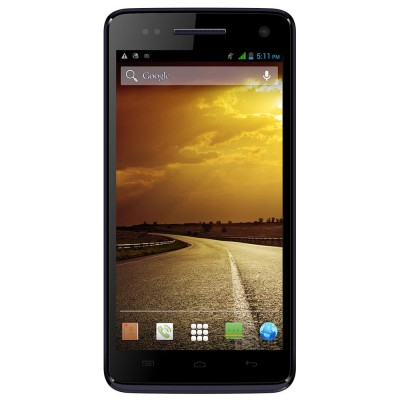 Micromax Canvas 2 Colours A120 Grey  4 GB Smart Phone
