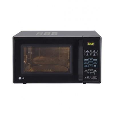 LG MC2143CB 21 Litres Black  Convection Microwave Oven