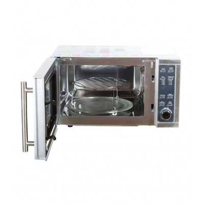 Godrej GMX 20CA3 MKZ 20 Litres Silver  Convection Microwave Oven