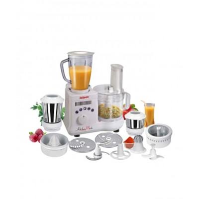 Jaipan JPNFP 650 Watt White  Food Processor