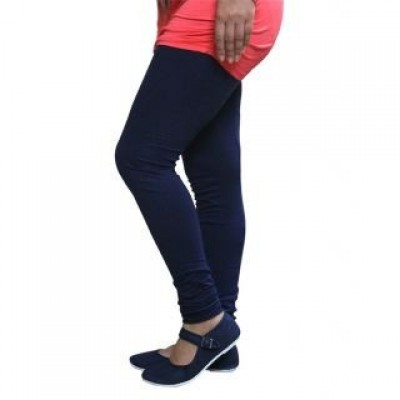 AARJIKA Navy Blue Leggings