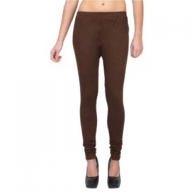 AARJIKA Brown Leggings