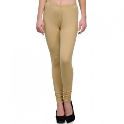 AARJIKA Beige Leggings