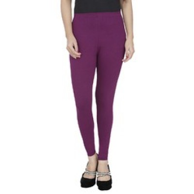 AARJIKA Purple Leggings