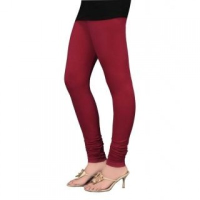 AARJIKA Maroon Leggings