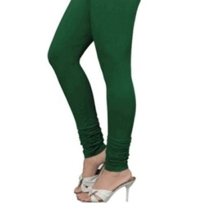 AARJIKA Dark Green Leggings