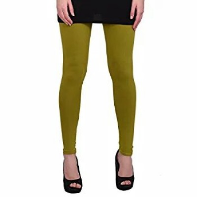 Meera Green Leggings