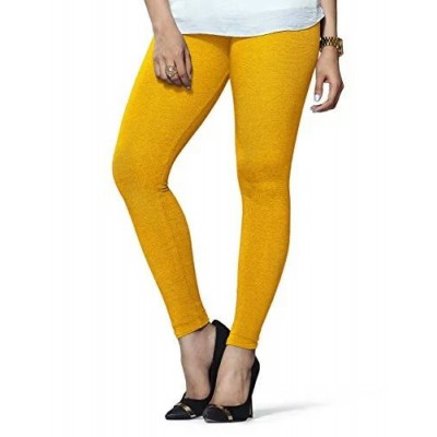 Meera Mustard Leggings