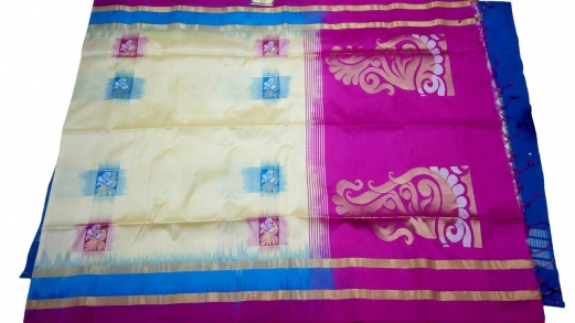 Kanchipuram Handloom Saree