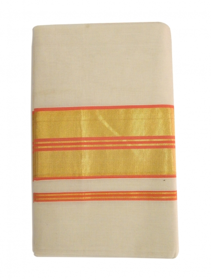 Balaramapuram kasavu Handloom Saree