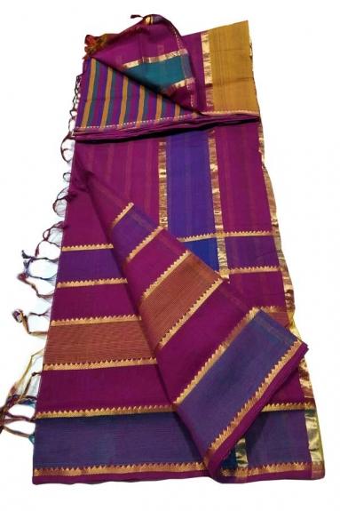 Mangalagiri Handloom Saree